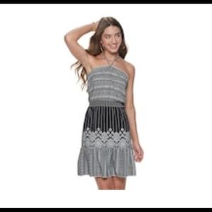 NWT Almost Famous Summer dress